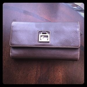 Dooney and Bourke leather wallet